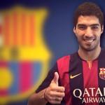 Premier match de Luis Suarez - Fc-Barcelone.com