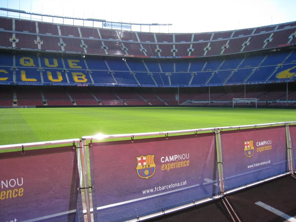 Le groupe pour le match - Fc-Barcelone.com