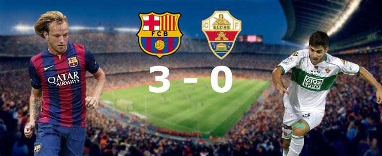 Excellent démarrage du Barça - Fc-Barcelone.com