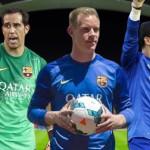 Bilan mercato: les gardiens - Fc-Barcelone.com