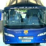 Le nouveau bus du Barça - Fc-Barcelone.com