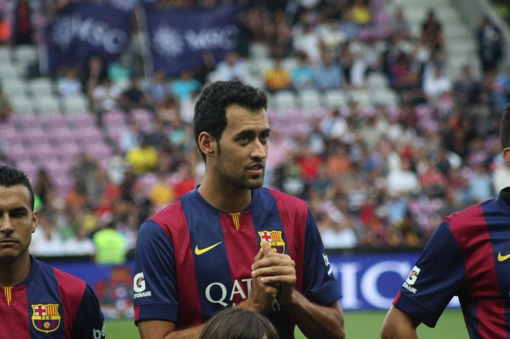 Busquets manquera le Clasico - Fc-Barcelone.com