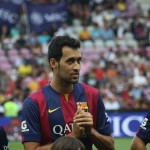 Busquets absent contre le Rayo - Fc-Barcelone.com