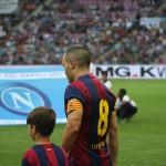 Pas de risque pour Iniesta - Fc-Barcelone.com