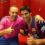 Suarez est prêt - Fc-Barcelone.com