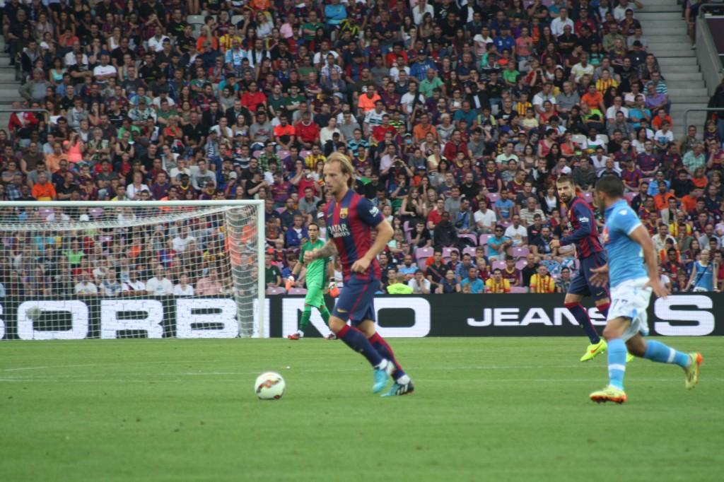 Rakitic méfiant avant l'APOEL - Fc-Barcelone.com