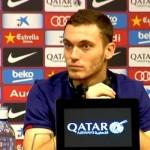 Vermaelen a signé son contrat - Fc-Barcelone.com