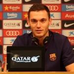 Vermaelen arrive blessé - Fc-Barcelone.com