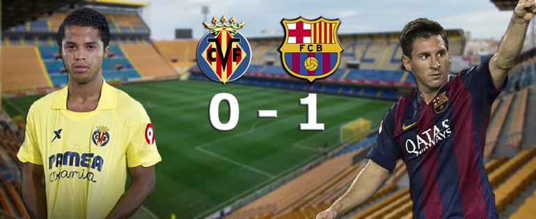 Victoire sur le fil grâce à Messi et Sandro - Fc-Barcelone.com