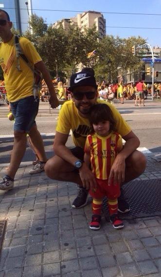 Joyeuse fête nationale - Fc-Barcelone.com