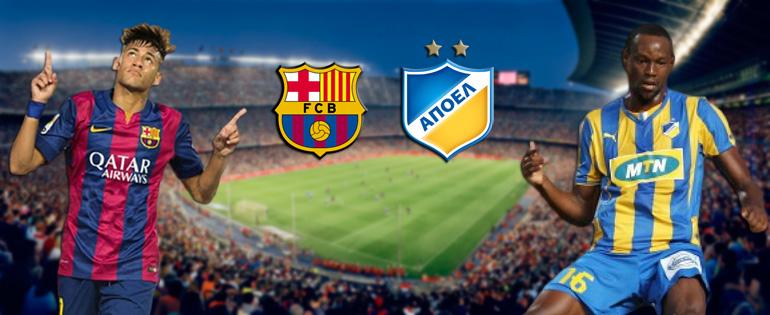 Barça-APOEL Nicosie : présentation du match - Fc-Barcelone.com