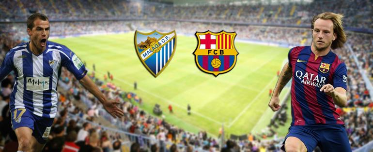 Le Barça gagne à Malaga - Fc-Barcelone.com