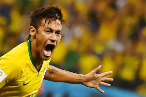 Magnifique Coup franc de Neymar - Fc-Barcelone.com