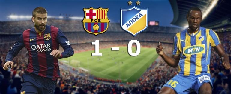 Le Barça débute par une victoire - Fc-Barcelone.com