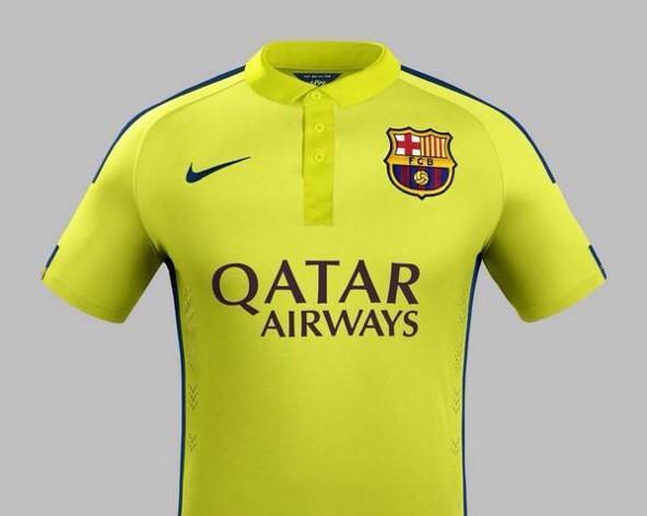 Le Barça en fluo ! - Fc-Barcelone.com