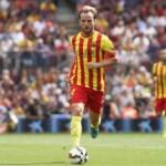 Le boulet de canon de Rakitic - Fc-Barcelone.com