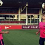 Montoya contre Bartra - Fc-Barcelone.com