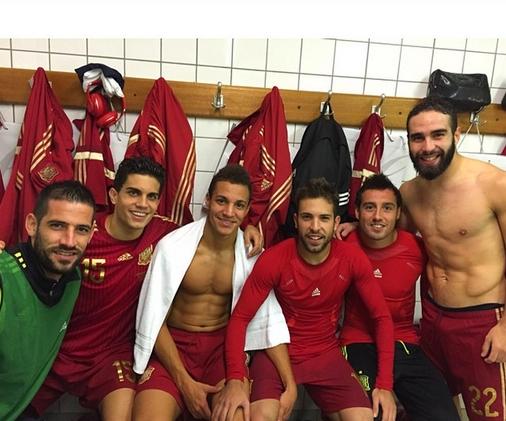 Victoire de l'Espagne - Fc-Barcelone.com
