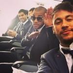 Le groupe pour Munich - Fc-Barcelone.com