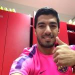 Suarez OK pour la finale - Fc-Barcelone.com