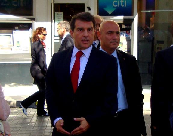 Laporta favori des élections - Fc-Barcelone.com