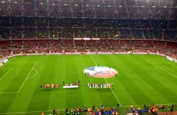 Le Barça en huitièmes ! - Fc-Barcelone.com