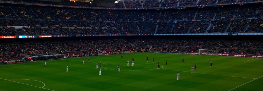 Le Barça torpille l'Espanyol - Fc-Barcelone.com