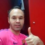 Iniesta de retour contre Eibar - Fc-Barcelone.com