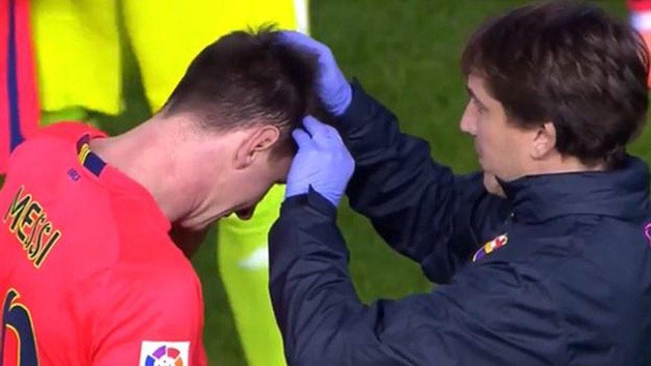 Le Barça veut enlever la jaune de Messi - Fc-Barcelone.com