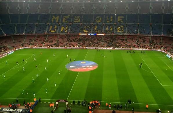 Une «manita» pour oublier la crise (5-0) - Fc-Barcelone.com