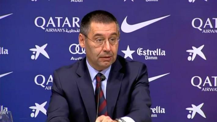Bartomeu élu président - Fc-Barcelone.com