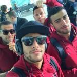 Le groupe pour l'Atlético - Fc-Barcelone.com