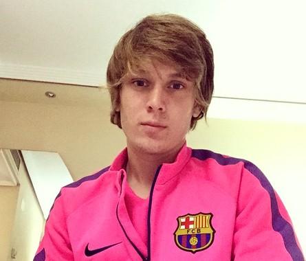 Halilovic s'entraîne avec l'équipe - Fc-Barcelone.com