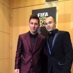 Les 23 du Ballon d'or dévoilés - Fc-Barcelone.com
