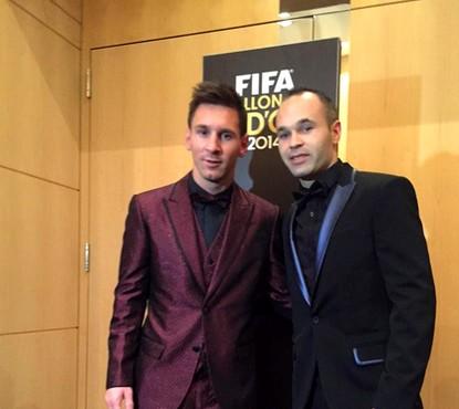 Messi, deuxième - Fc-Barcelone.com