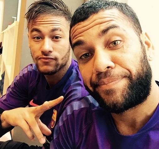 Bonne humeur au Barça - Fc-Barcelone.com