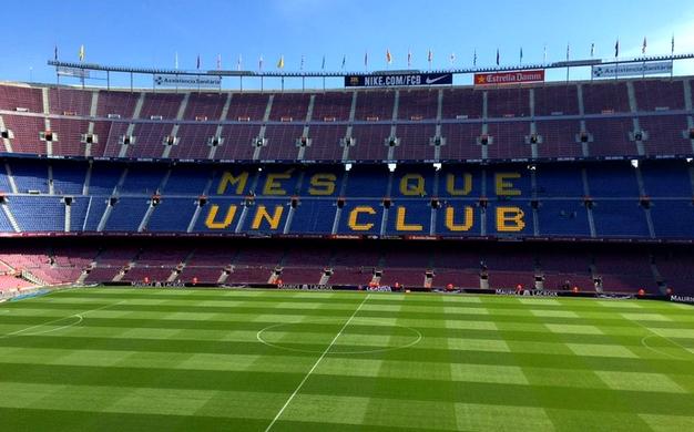 Festival du Barça et première place ! - Fc-Barcelone.com