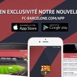 Découvrez notre application mobile ! - Fc-Barcelone.com