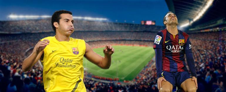 Que se passe-t-il avec Pedro ? - Fc-Barcelone.com