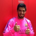 Suarez sera titulaire - Fc-Barcelone.com
