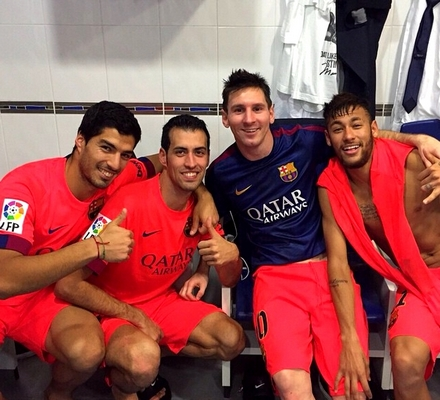 Le Barça sur sa lancée - Fc-Barcelone.com