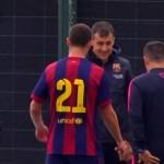 Vermaelen de retour dans un mois - Fc-Barcelone.com