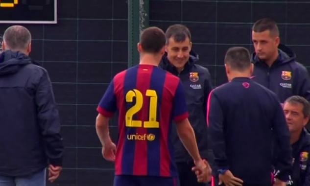 Vermaelen titulaire en Coupe ? - Fc-Barcelone.com