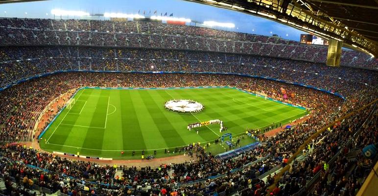Démonstration du Barça face à Paris ! - Fc-Barcelone.com