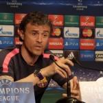 Luis Enrique: «L'objectif, c'est la finale» - Fc-Barcelone.com
