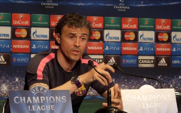 Luis Enrique : «Pep est le meilleur du monde» - Fc-Barcelone.com