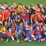 Le Barça face à United en quarts - Fc-Barcelone.com