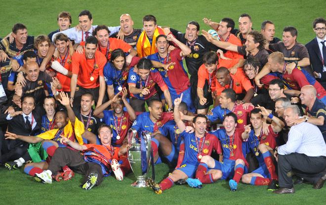 Les 4 victoires historiques du Barça - Fc-Barcelone.com