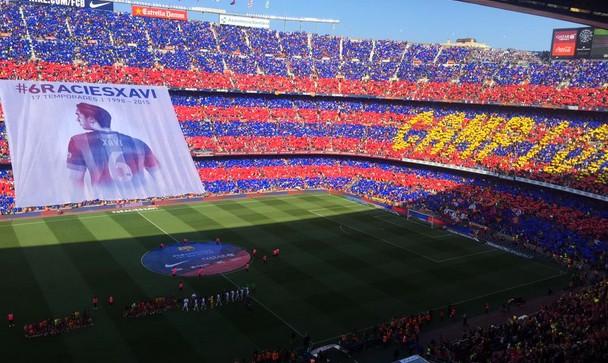 Doublé de Messi et adieu à Xavi ! - Fc-Barcelone.com