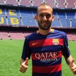 Le Barça recrute Aleix Vidal - Fc-Barcelone.com